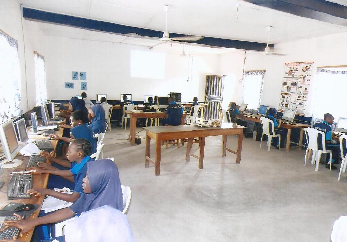 lab ICT